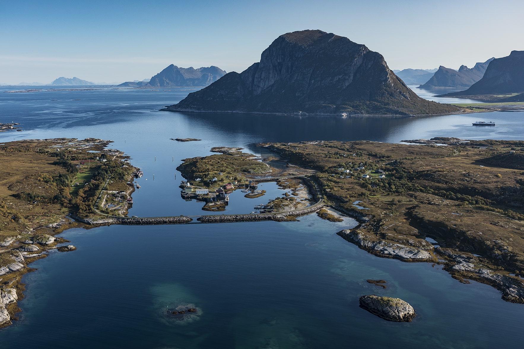 Overnatting Nord-Norge