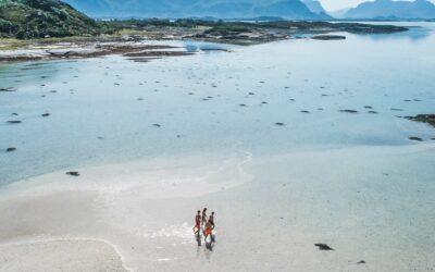 Overnatting i Nord Norge har aldri vært hottere!