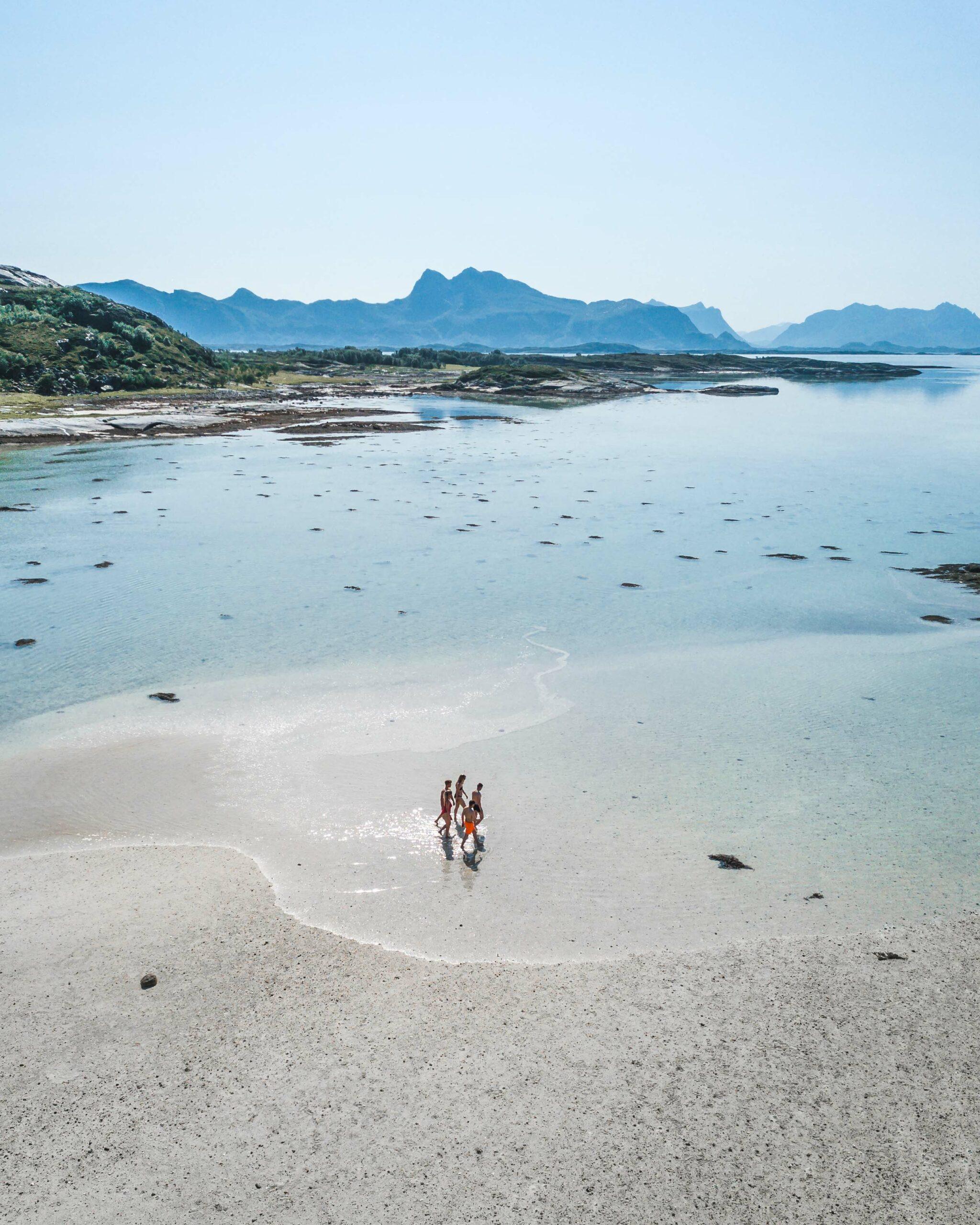 Overnatting i Nord Norge